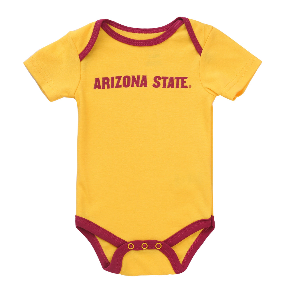 NCAA Arizona State Sun 2 pcs Baby Bodysuits