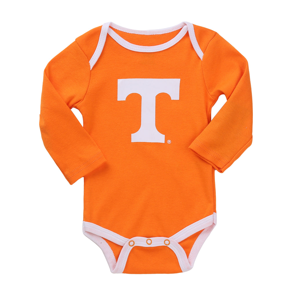 NCAA Tennessee Volunteers 2 pcs Baby Bodysuits