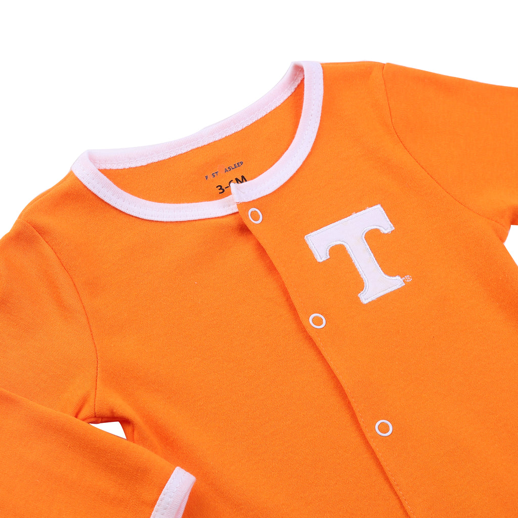 Tennessee Volunteers Baby (3 pc) Footie, Bib and Had Set
