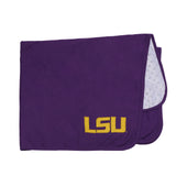 NCAA LSU Tigers baby Boy and Girl Blanket