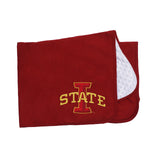NCAA Iowa State Cyclones baby Boy and Girl Blanket