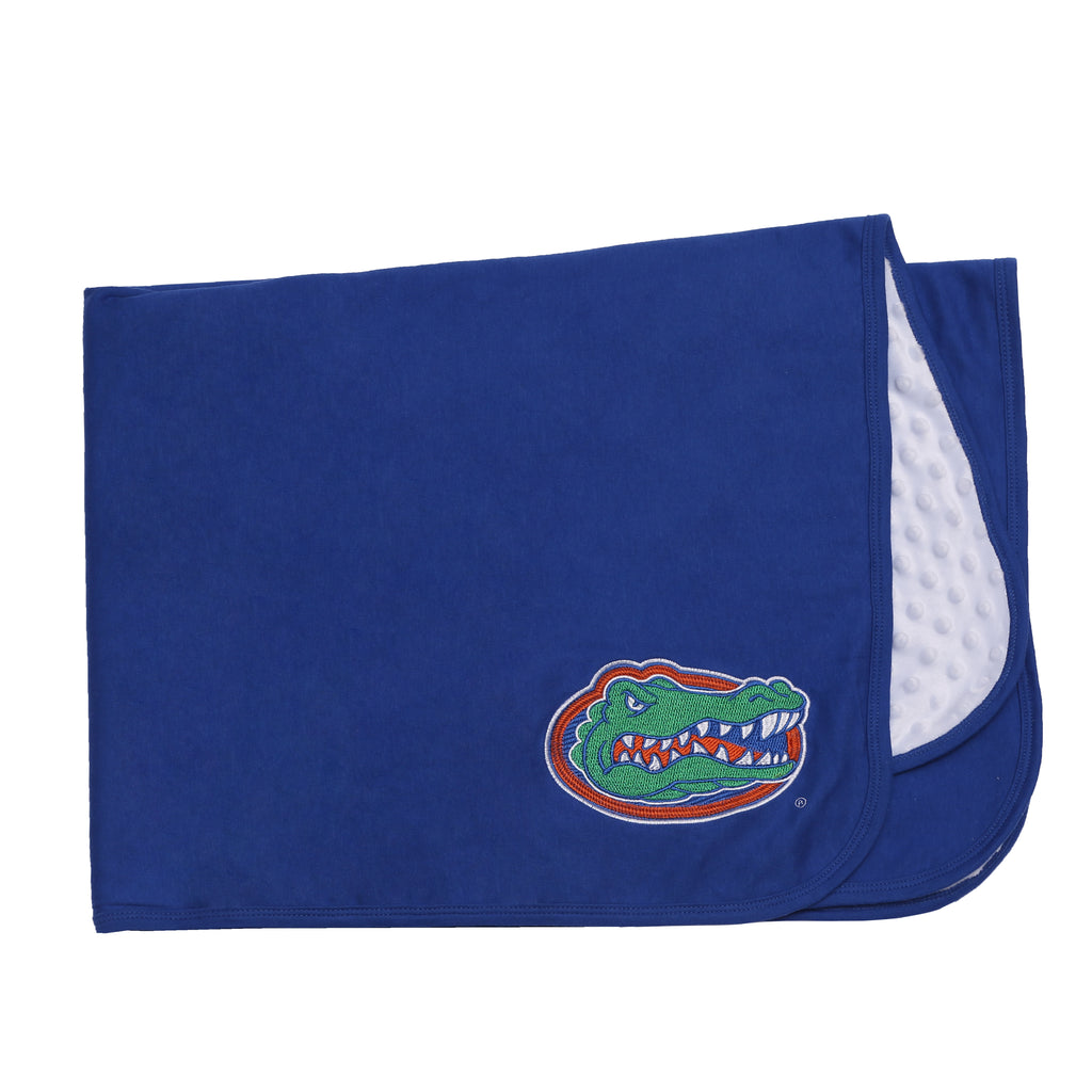 NCAA Florida Gators baby Boy and Girl Blanket