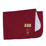 NCAA Arizona State Sun Devils  baby Boy and Girl Blanket