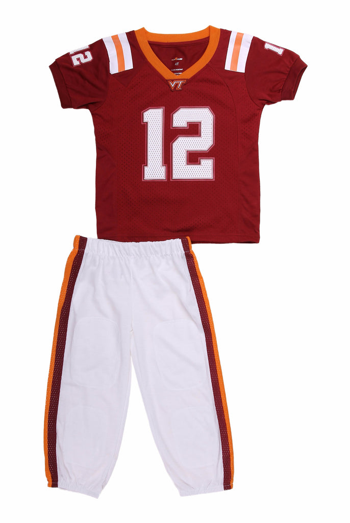 "Virginia Tech ""Two-Piece"" - Fast Asleep PJ's"