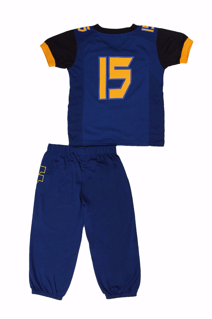 "West Virginia University WVU ""Two-Piece"" - Fast Asleep PJ's"