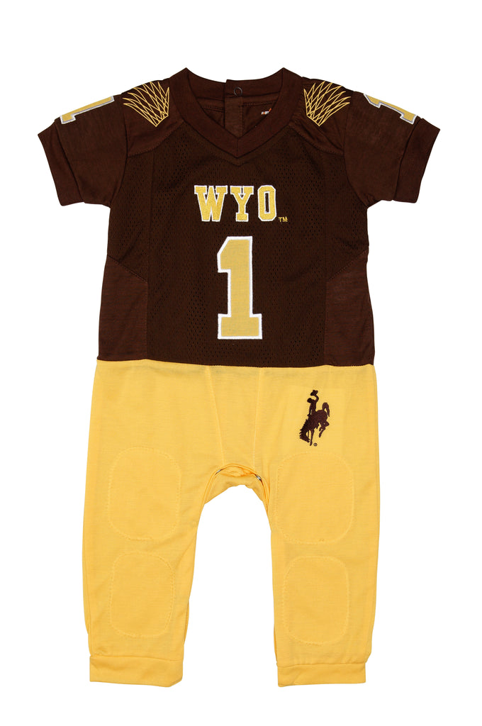 "University of Wyoming ""Onesie"" - Fast Asleep PJ's"