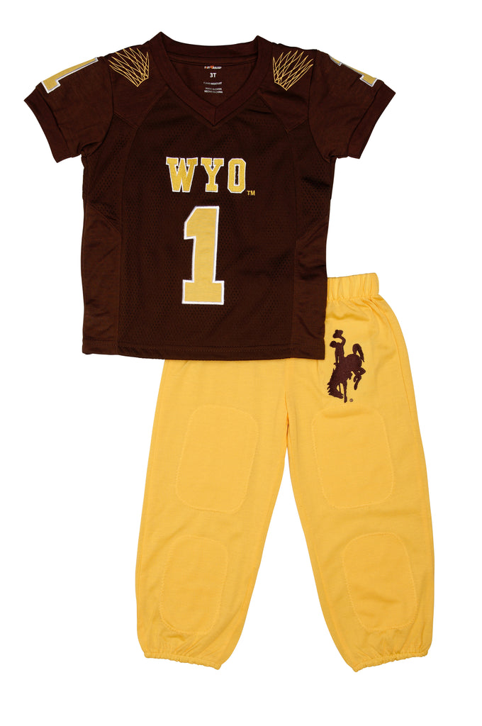 "University of Wyoming ""Two-Piece"" - Fast Asleep PJ's"