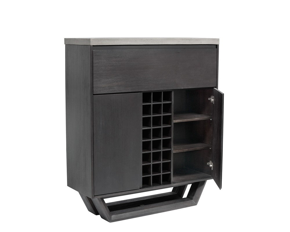 Langley Wine Cabinet