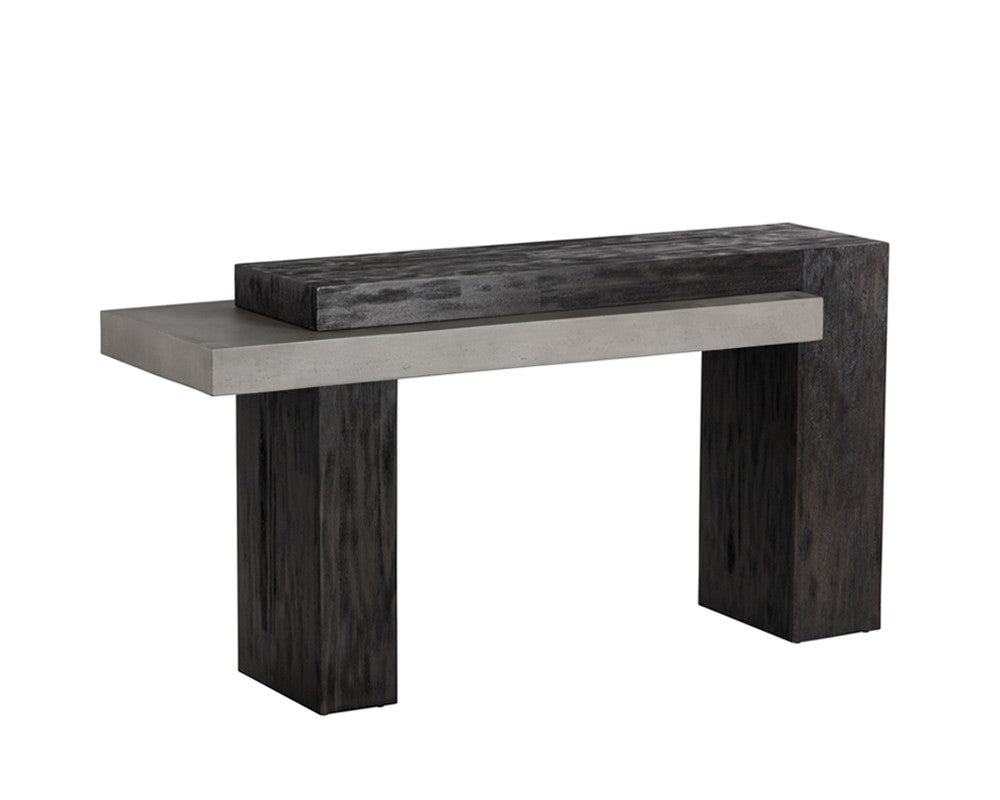 Zoron console table