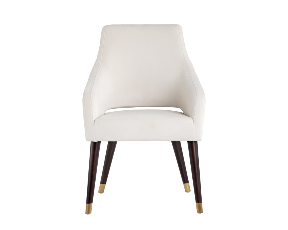 ADELAIDE DINING CHAIR - CREAM