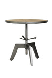 Monaco Crank Side Table
