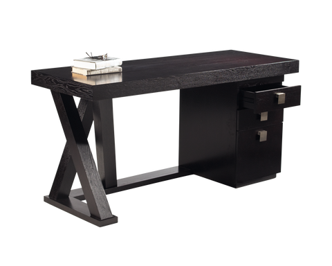 Post & Rail Small Desk