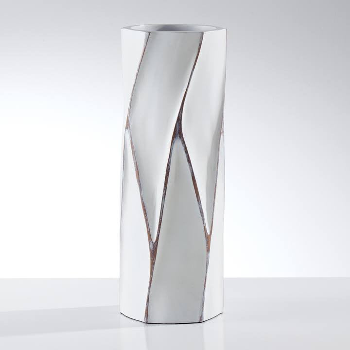 Machado Resin Tall Vase