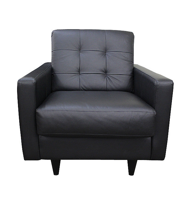 Black Lyon Chair