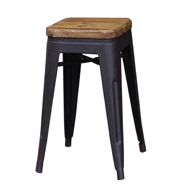 Jacques Backless Bistro Counter Stool