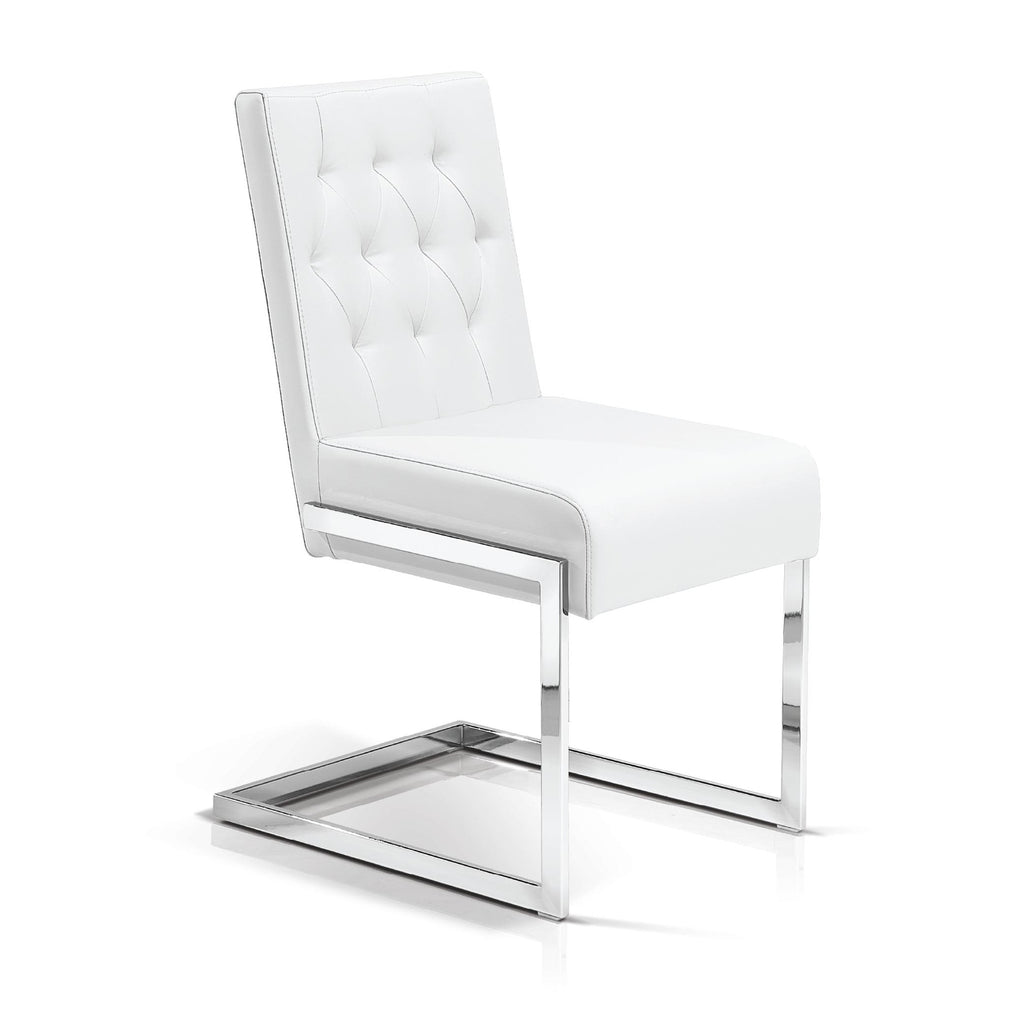 Garbo Tufted Side Chair