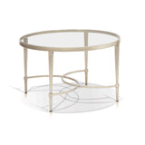 Mitzi Round Cosmopolitan Coffee Table