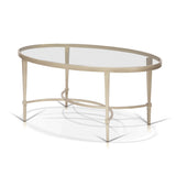 Mitzi Oval Cosmopolitan Coffee Table