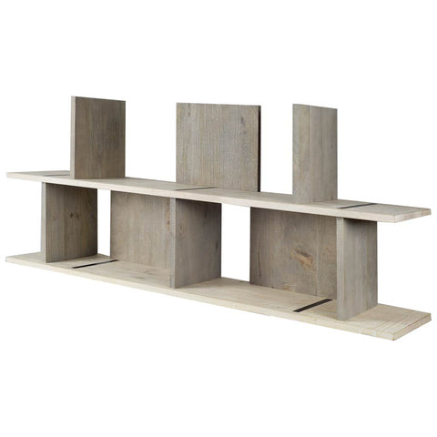 Metro Havana Low Bookshelf