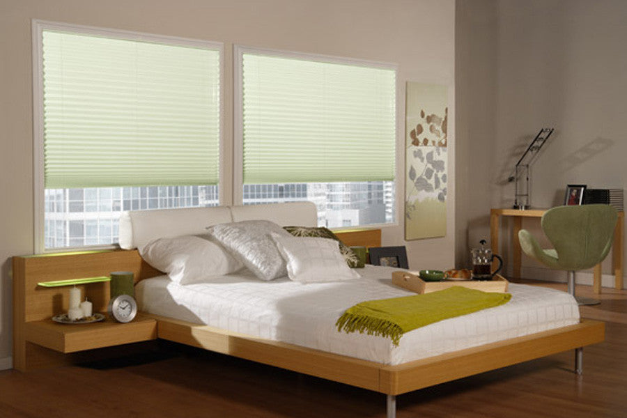 MiraVista  Pleated Shades