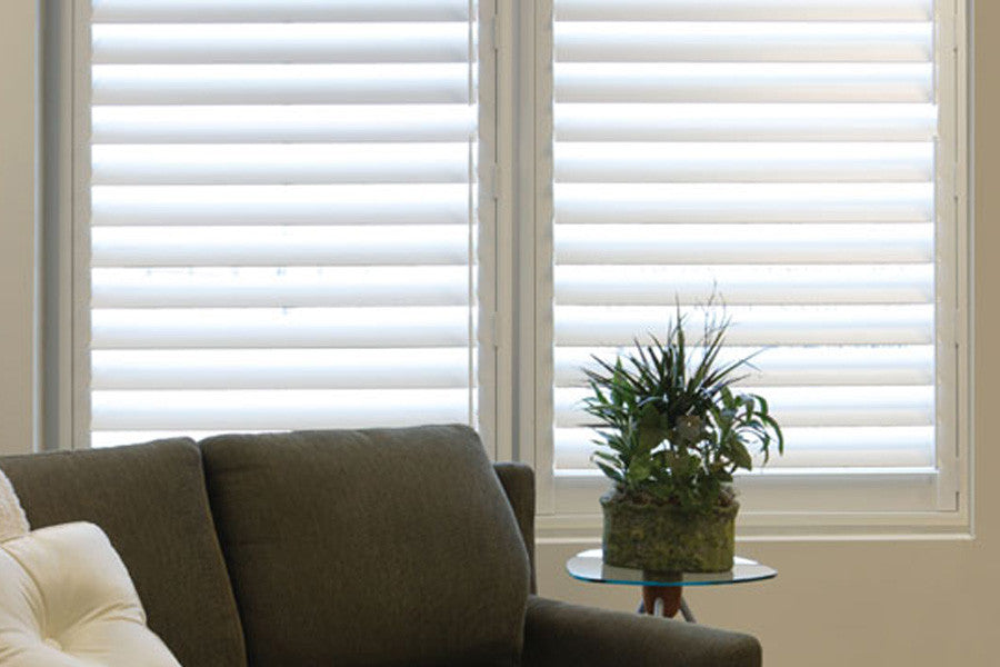 Summerview  PolySilk Shutters