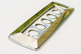 Entrance Door Code Key Board Cover / Polished for Late X & H Series PREVOST Motorcoaches  -  069126/8CVR