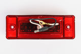 LED Side Marker Light - Red - 1A-S-2000R