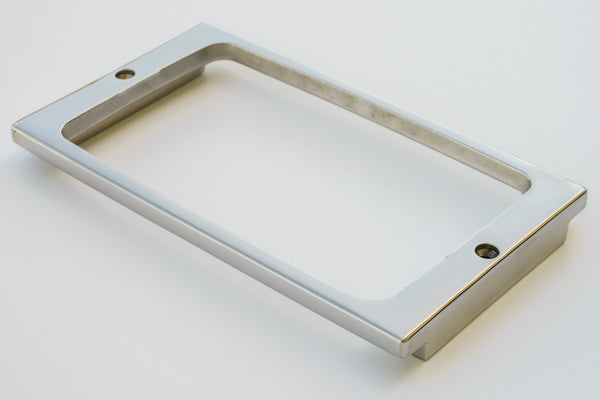 Dock Light Bezel - Polished SS  - XLII & X3