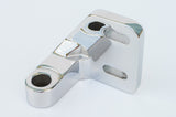 Hinge, Lower, LH Heavy Duty / Polished