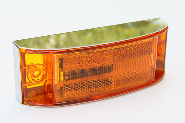 Kit - Marker Light Trim with Amber Light