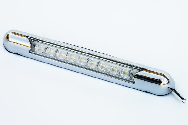 Porch Light, LED - Chromed       IBP70CB