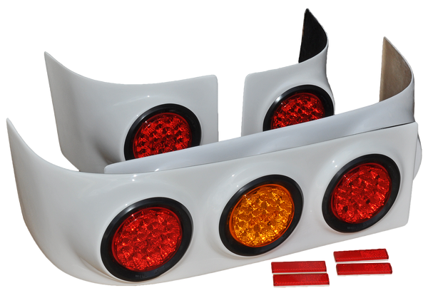 LED Taillight Conv. Kit - MCI 102D / D4505    M1-00660LP