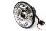 "7"" Headlamp - High/Low Beam, LED with LED Position Ring   -   NS-2265"