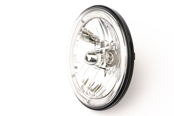 "7"" Round Headlamp with LED Position Ring  -  NS-2267"