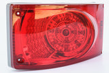 LED Taillight - 12V Curved Banana Light -  NS-2302S-12V