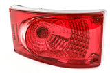 Taillight - Curved Banana Light Red (Double Contact) - NS-2303S