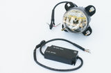 3.5 in. (90mm) LED Low Beam Headlamp with Running Lamp  -  NS-4307L