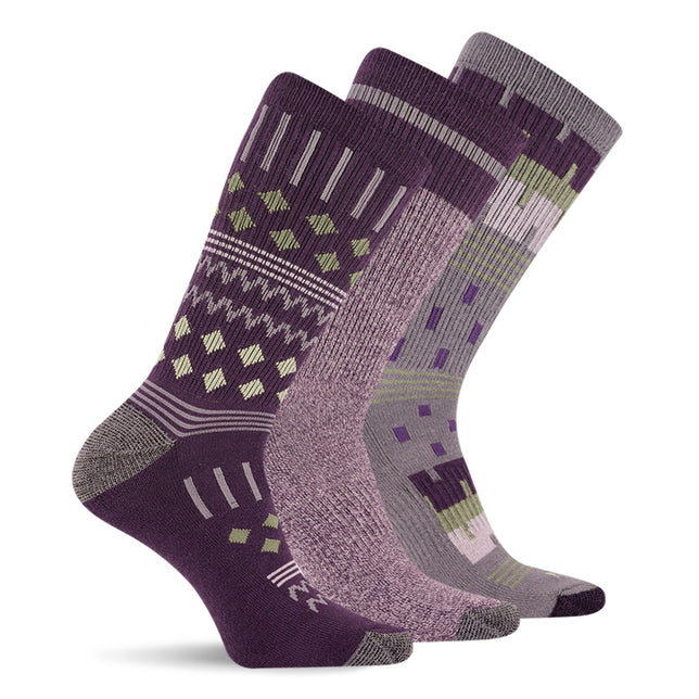 Hiker Crew Retro Hybrid Sock