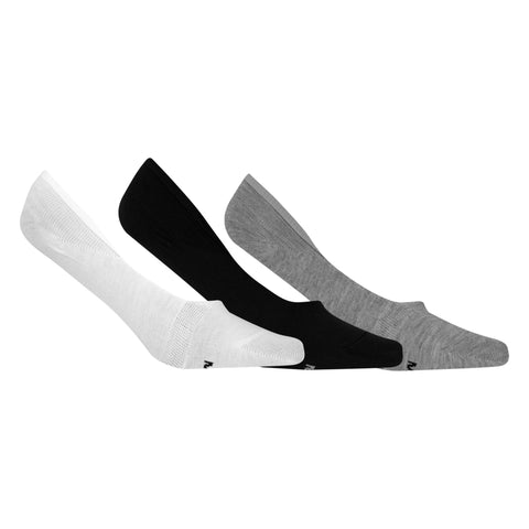 Low Vamp Liner Socks 3 Pack