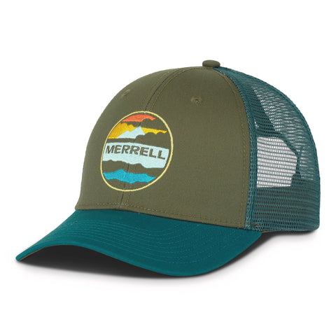 Trailhead Clouds Trucker Unisex