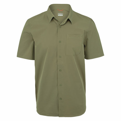 Boone SS Button Down Men's