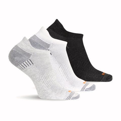 Low Cut Tab 3 Pack Socks