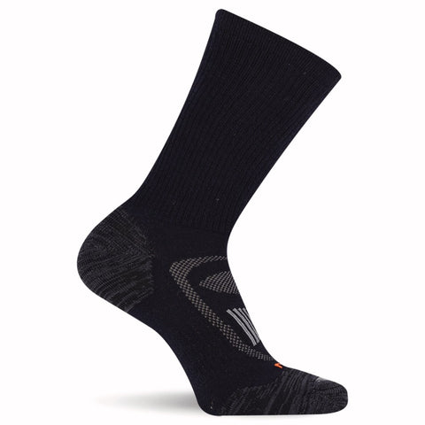 Cushioned Zoned Hiker Crew Sock