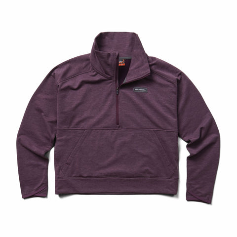 Timber 1/4 Zip Women's