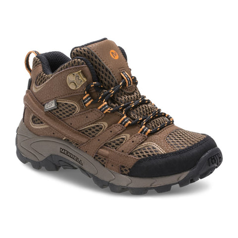 Moab 2 Mid A/C Waterproof Kids