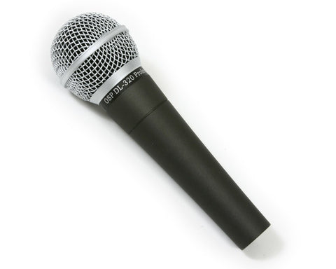 OSP DL-320 Dynamic Vocal Microphone
