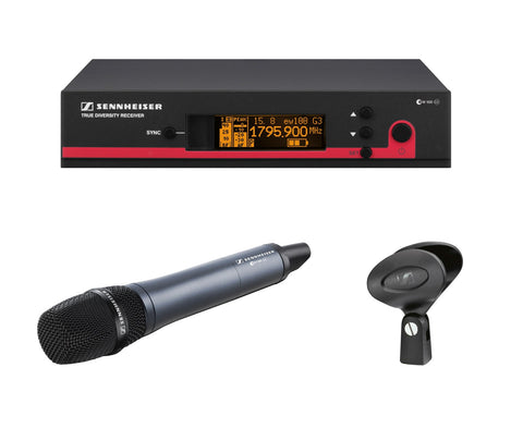 Sennheiser EW135-G3 Wireless Handheld Mic System - Band A (518-558 MHz)