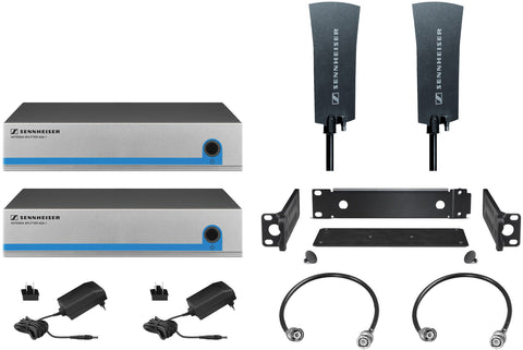 Sennheiser G3OMNIKIT8 Active Splitter Kit for 8 Receivers