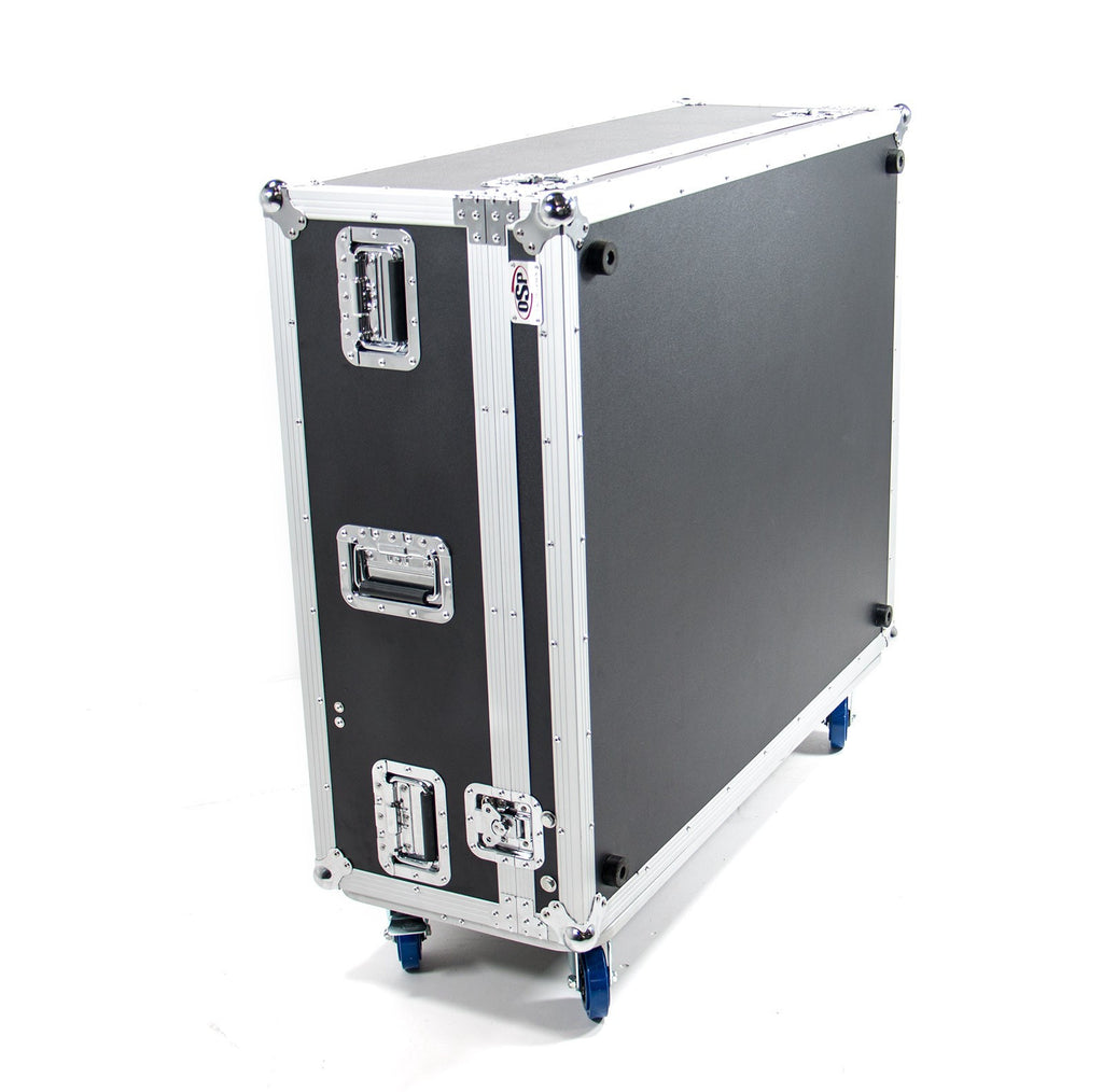 OSP ATA-CL5-DH Case for Yamaha CL5 Mixing Console with Doghouse and Casters