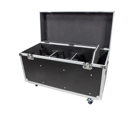 OSP ATA-MH6 ATA Flight Case for 6 Martin Rush MH6 Fixtures